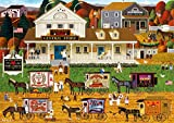 Buffalo Games - Charles Wysocki - Storin Up - 300 Large Piece Jigsaw Puzzle