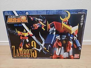 未開封 バンダイ 超合金魂 GX-23 無敵超人ザンボット3 50