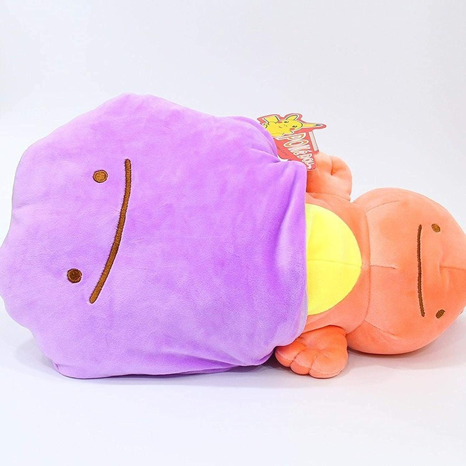 BEIXI 25Cm Plush Doll Limited price wholesale Transformation Stuffed Soft Pill Toy Ditto