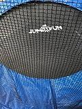 Trampolin Jump4Fun Deluxe mit Außennetz