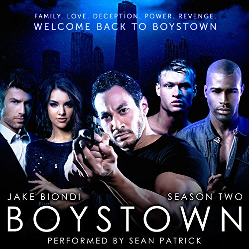 Boystown: Season Two audiobook cover art