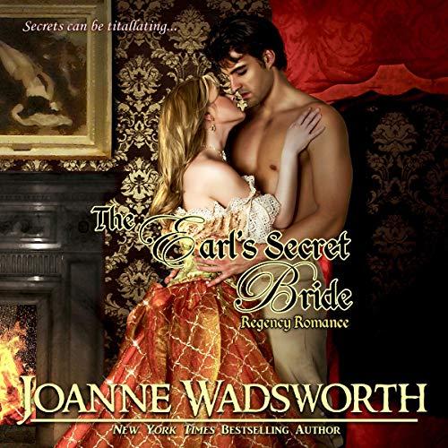 The Earl's Secret Bride: Regency Romance cover art