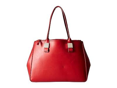 Cole Haan Tali Tote (Barbados Cherry) Handbags