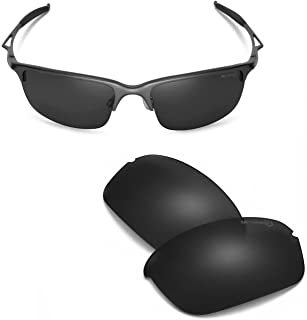 Replacement Lenses for Oakley Half Wire 2.0 Sunglasses - 13 Options Available