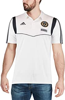 Philadelphia Union Men's Team Logo Coaches Climalite Performance Polo Shirt