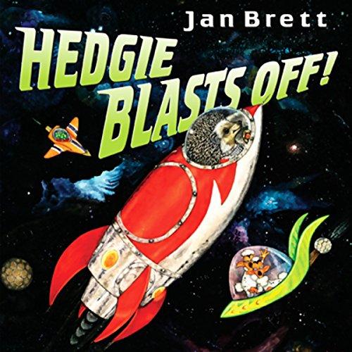 Hedgie Blasts Off cover art