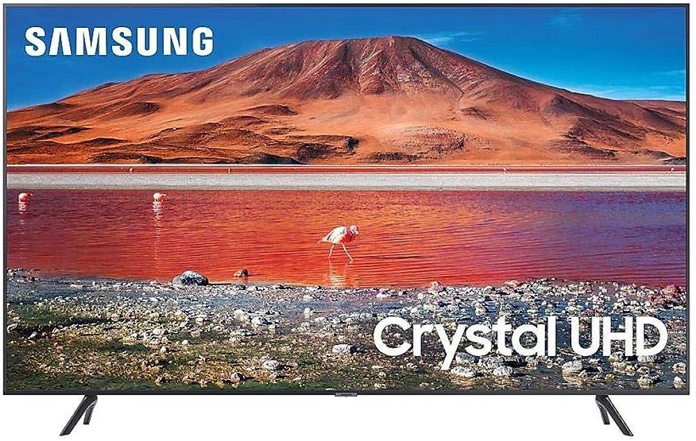 Samsung -55 pollici  4k - smart tv crystal uhd l`high dynamic frequency UE55TU7092