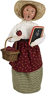 Byers' Choice Teacher Caroler Figurine from The Specialty Characters Collection #4847 (New 2019)