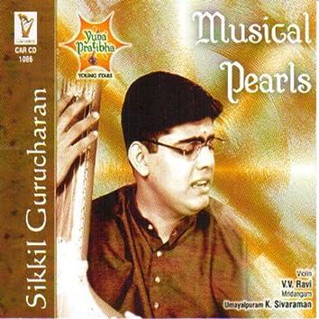 Musical Pearls
