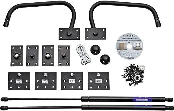 Queen Size Deluxe Murphy Bed Hardware Kit Vertical