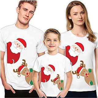 Matching Couple Shirts Christmas for Family Funny Men Women Boys Girls Kids Disney T-Shirts 2019