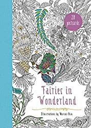fairies in wonderland postcards