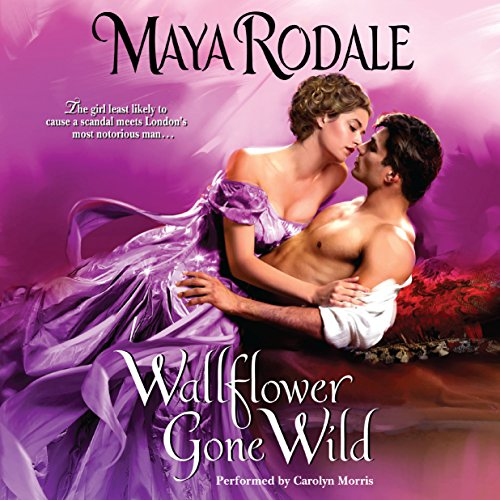 Wallflower Gone Wild cover art