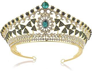 Diademi della Corona Prom Accessori for Capelli Concorso di Bellezza Corona Accessori for Capelli Sposa Corona delle Donne...