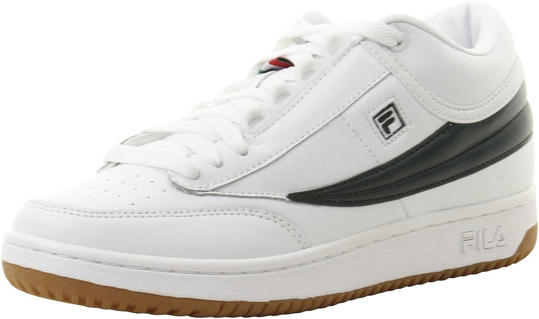 Filma herrar T -1 Mid Athletic skor, skor, skor, svart, Leather, 11 M  het försäljning online