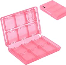 Luniquz 26 in 1 DS Game Holder Game Card Carry Case for Nintendo DS, DS Lite, 3DS, New 3DS, Dsi, Dsi XL