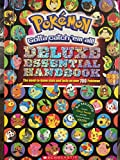 Pokemon Deluxe Essential Handbook B&N exclusive edition with Vinyl Poster