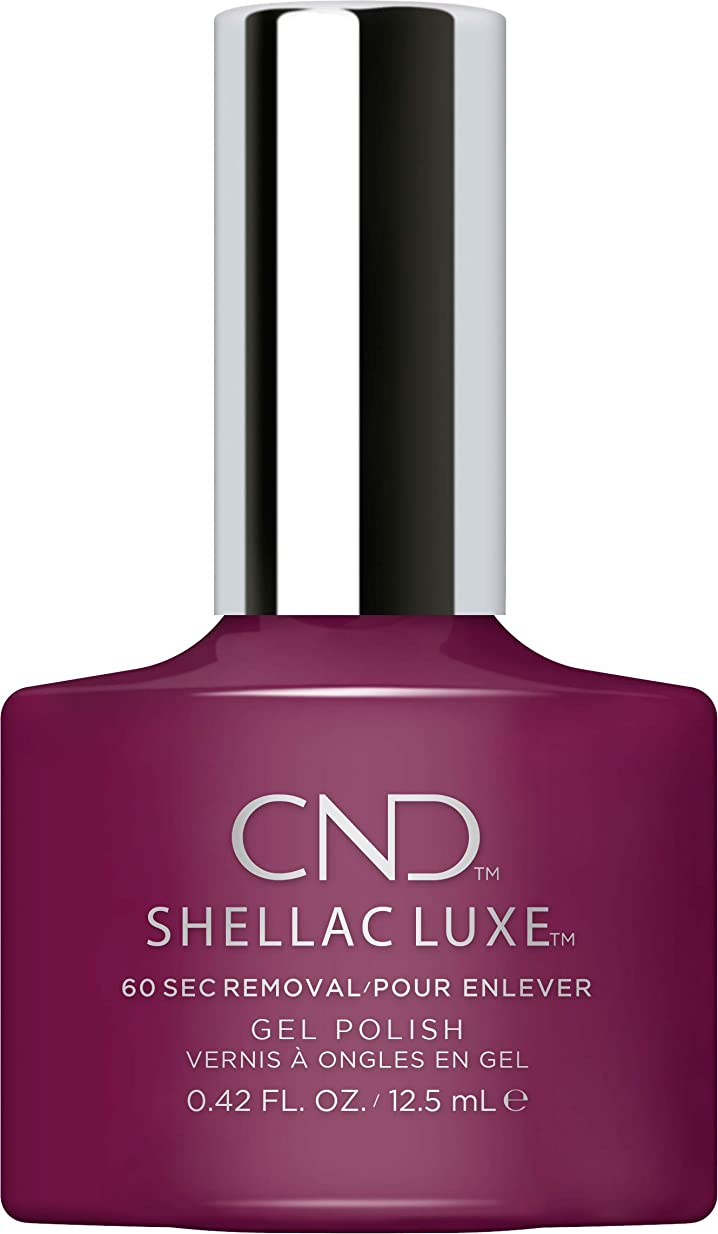 スタック実質的にばかげたCND Shellac Luxe - Vivant - 12.5 ml / 0.42 oz