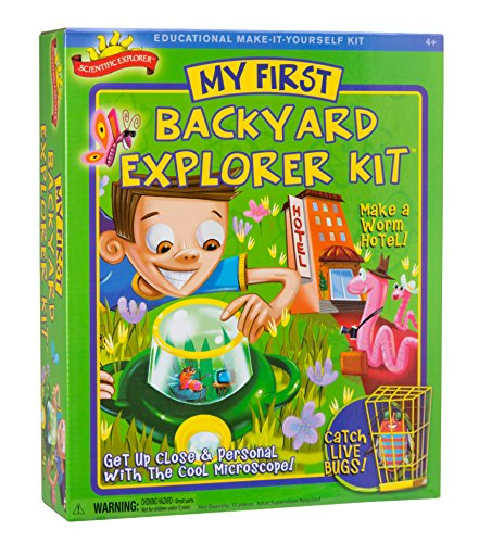 My First Backyard Exploration Kit