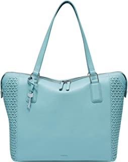 Fossil Jacqueline Tote Turquoise