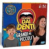 Hasbro Gaming - Fuori dai Denti Grandi vs Piccoli (Gioco in Scatola), C3145103