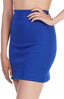03777b5f20 Marc Olivier Women's Mini Skirt - a Bodycon Black Pencil Skirt That is  Short/Micro