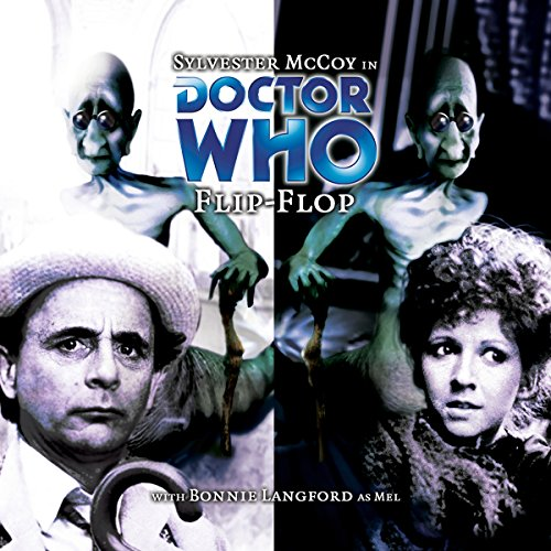 Doctor Who - Flip-Flop audiobook cover art