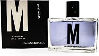 Banana Republic M Eau de Toilette Spray for Men, 125ml
