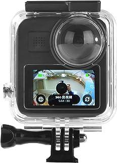 Waterdichte Behuizing Case voor Gopro Max Action Camera, Onderwater Duiken Beschermende Shell 30 M met Beugel Accessoires