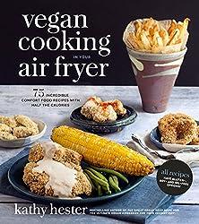 Battered Air Fryer Onion Rings Recipe Healthy Vegan Comfort Food