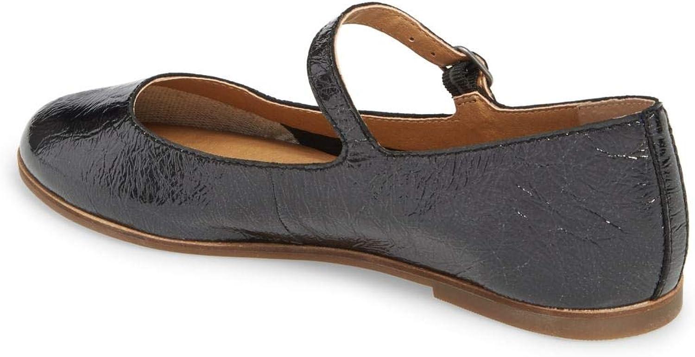 Lucky Brand Womens Ceentana Almond Toe Mary Jane Flats