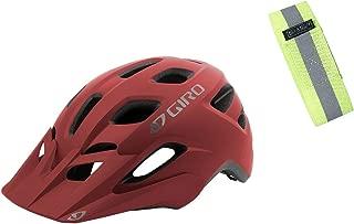 Bike A Mile Giro Bike Helmet Set - Giro Helmet Fixture Cycling Helmet MIPS Bike Helmet - with Reflective Safety Armband