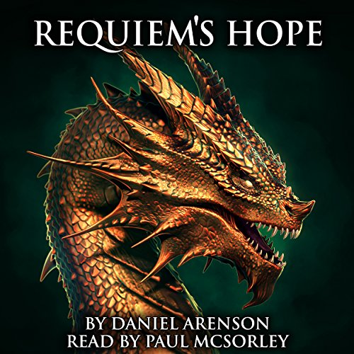 Requiem's Hope audiobook cover art
