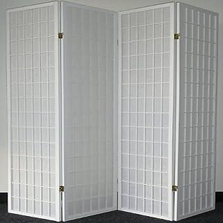Brilliant Amazon Com White Room Dividers Accent Furniture Home Beutiful Home Inspiration Xortanetmahrainfo