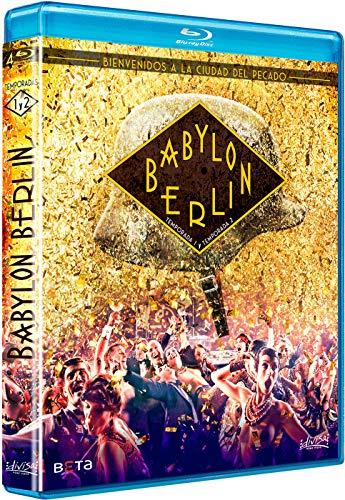 Babylon Berlín T1+T2 [Blu-ray]