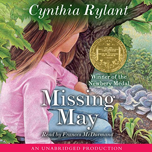 Missing May cover art