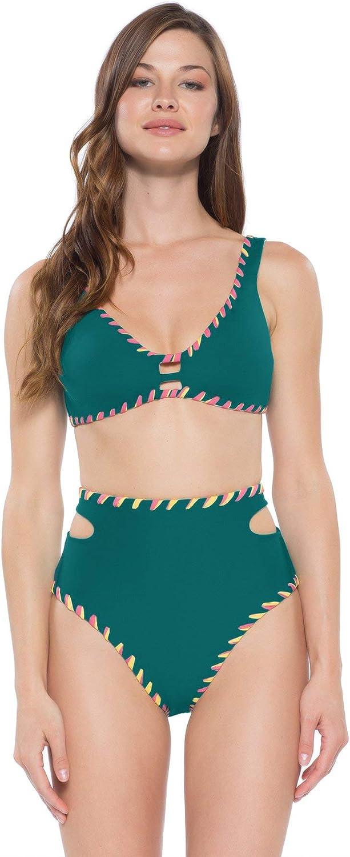 Becca by Rebecca Virtue Women's Camille Classic Bikini Top