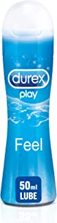 Durex Play Feel Lube - 50ml Gel