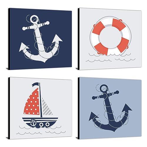 Nautical Kids Decor: Amazon.com