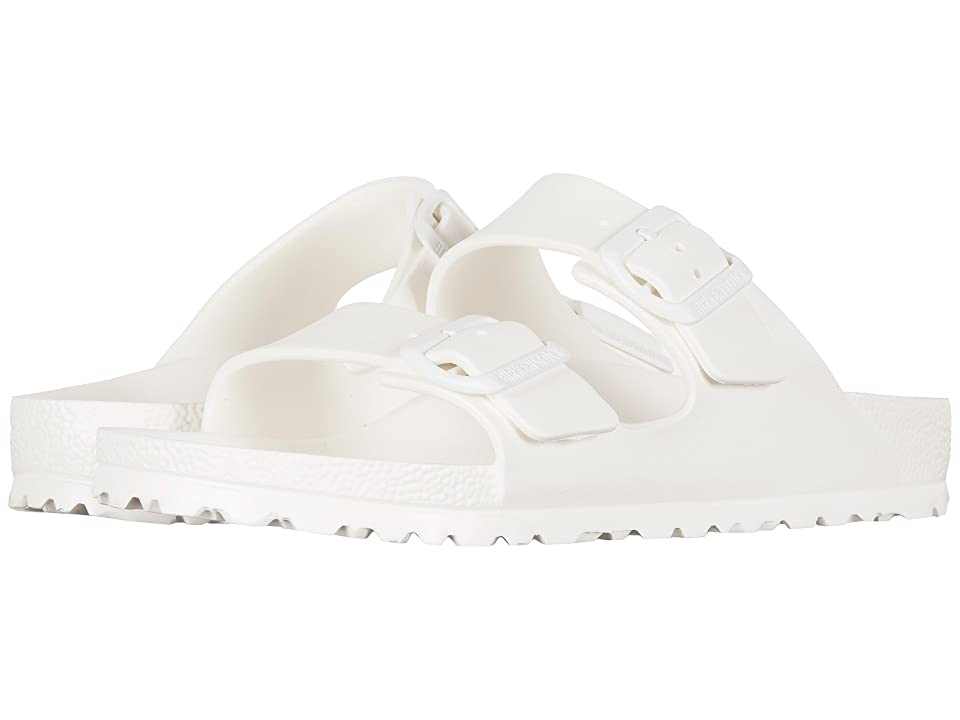 Birkenstock Arizona Essentials (White EVA) Women