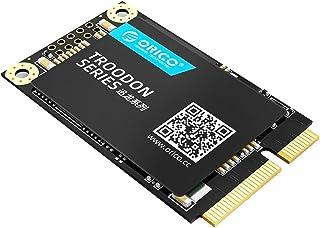 ORICO SSD Interno 128GB MSATA 3D NAND fino a 560MB/S 6Gbps Unità a Stato Solido Interne per PC o laptop-M200