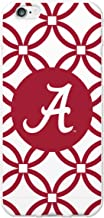 (University of Alabama, Elm Branded Cell Phone Case for iPhone 6/6s Plus - White) - OTM Essentials University of Alabama, Elm Branded Cell Phone Case for iPhone 6/6s Plus - White