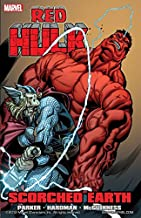 Red Hulk: Scorched Earth (Hulk (2008-2013))