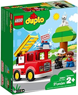 LEGO DUPLO Town Fire Truck for age 2+ years old 10901
