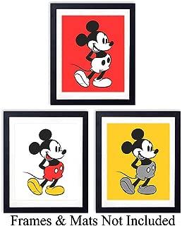 Best mickey mouse fan art Reviews