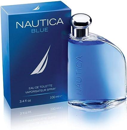 Nautica Eau de Toilette Blue para Hombre, 100 ml