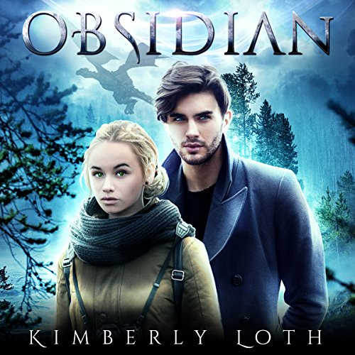 Obsidian audiobook cover art