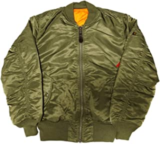 [Alpha Industries] MA-1 FLIGHT JACKET MJM21000C1