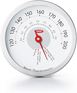 OXO Good Grips Chef039;s Precision Leave-in Meat Thermometer