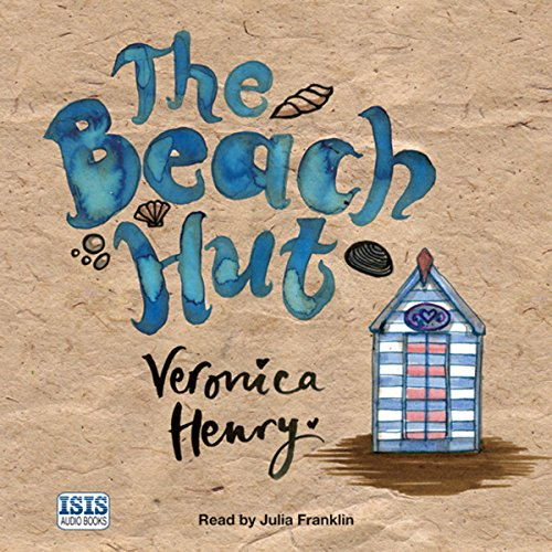 Diseño de la portada del título The Beach Hut